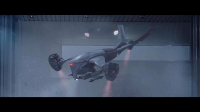 дроны-убийцы с к/ф Терминатор
