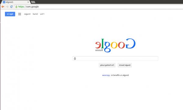Google первое апреля